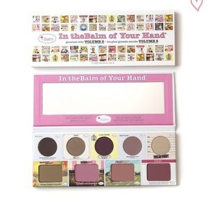 New! In theBalm if your hand V2